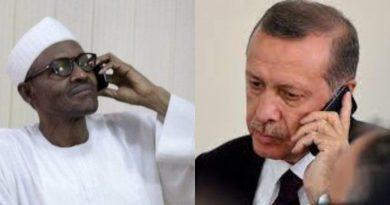 Turkish President Lobbies Buhari
