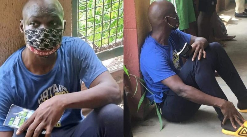 Baba Ijesha Apperars in court today Photos and video