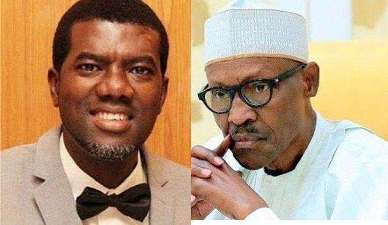 Reno Okokri and Buhari