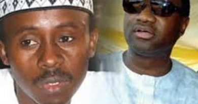 Court Hands Over 7 Years Jail Term To Farouk Lawan For Collecting $500,000 Bribe From Otedola