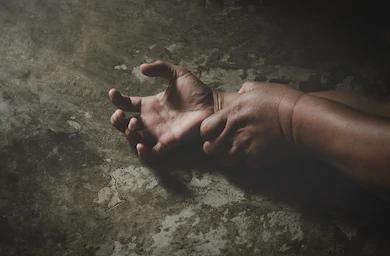 man hand holding woman rape 260nw 713399866 Edited