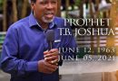 10 Things You Didn't Know About Prophet T.B Joshua That Would Shock You