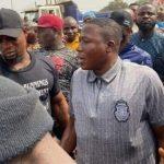 Just In: Sunday Igboho Arrested, Taken Into Custody