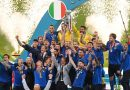 Italy Stun England To Lift 2nd European Championship Title