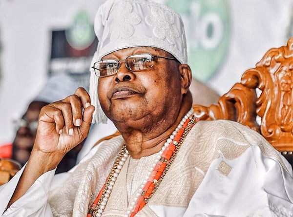 Awujale of Ijebuland , Oba Sikiru Adetona
