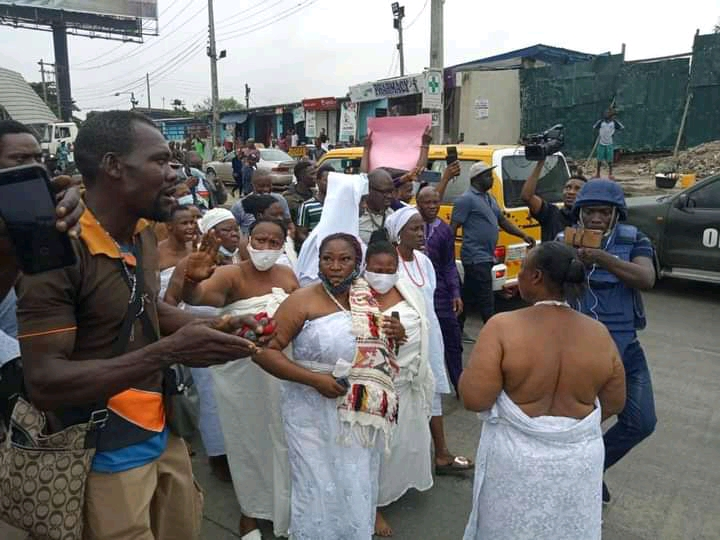 Yoruba nation Lagos rally