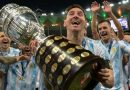 Messi Lifts First International Trophy as Argentina Beat Brazil To Win Copa