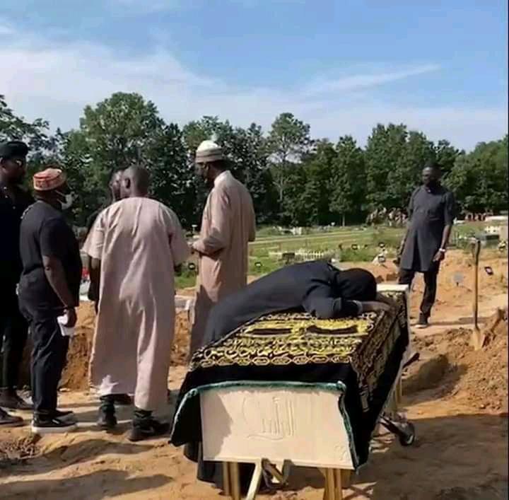 Sound Sultan burial