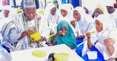 Kano School Feeding