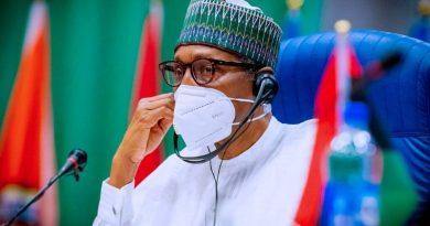 Buhari at Global Education summit
