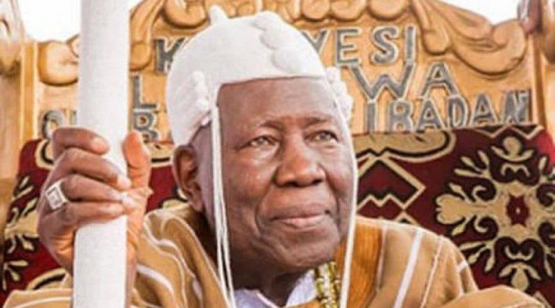 Olubadan of Ibadan Oba Saliu Adetunji 1024x576 1