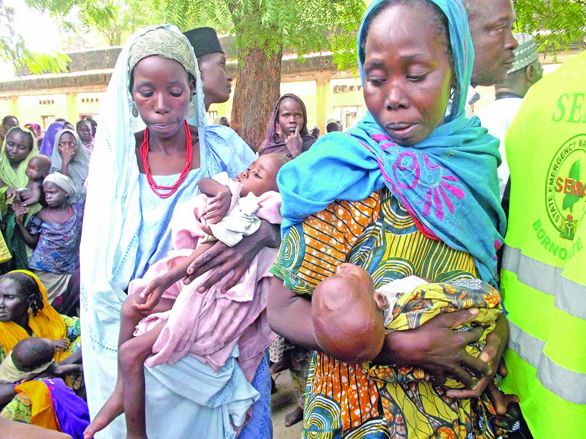 Over 17,000 Babies Born in 18 Borno IDP Camps Since 2019