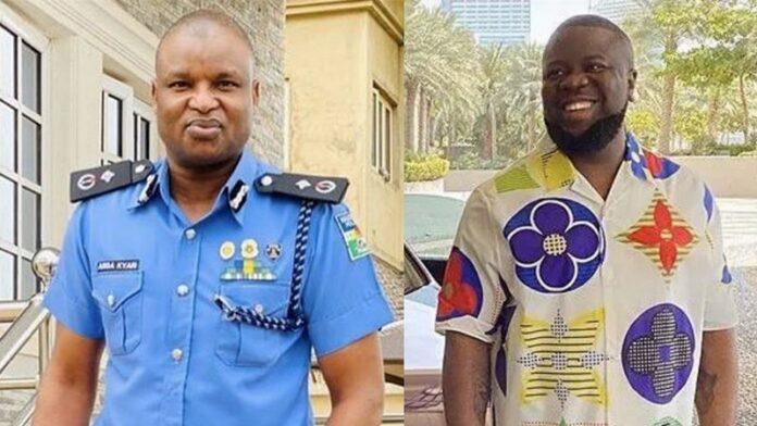 N8m Bribe: I Only Helped Hushpuppi To Recover Loan- Abba Kyari