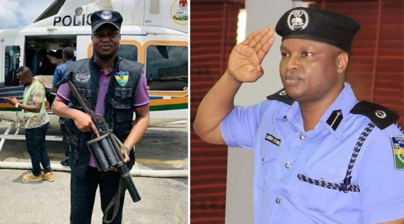 IGP Recommends Suspension of DCP Abba Kyari